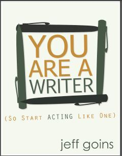[PDF] [EPUB] You Are A Writer (So Start Acting Like One) Download by Jeff Goins