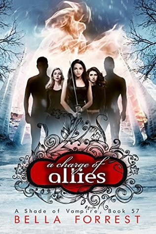 [PDF] [EPUB] A Charge of Allies (A Shade of Vampire #57) Download by Bella Forrest