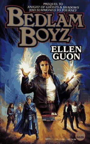 [PDF] [EPUB] Bedlam Boyz (Bedlam's Bard, #3) Download by Ellen Guon