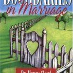 [PDF] [EPUB] Boundaries in Marriage Download
