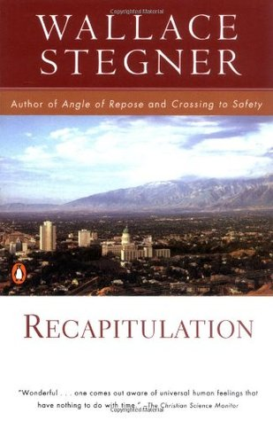 [PDF] [EPUB] Recapitulation Download by Wallace Stegner