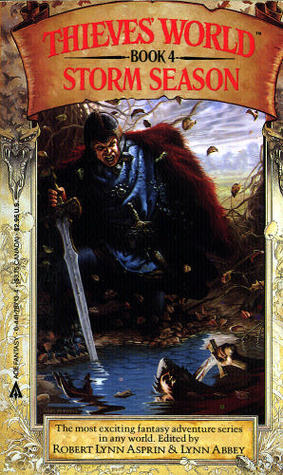 [PDF] [EPUB] Storm Season (Thieves' World, #4) Download by Robert Lynn Asprin