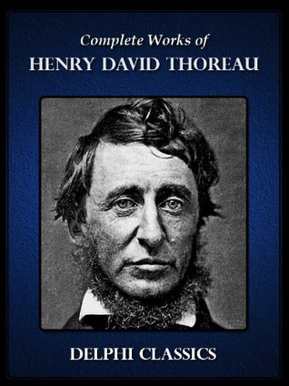Henry david thoreau books pdf