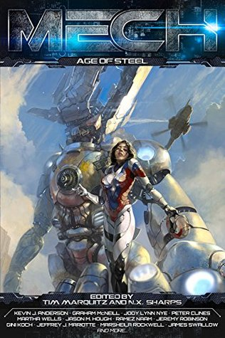 [PDF] [EPUB] MECH: Age of Steel Download by Tim Marquitz