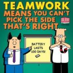 [PDF] [EPUB] Teamwork Means You Can't Pick the Side That's Right Download