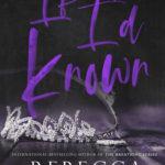 [PDF] [EPUB] If I'd Known (Cursed, #1) Download