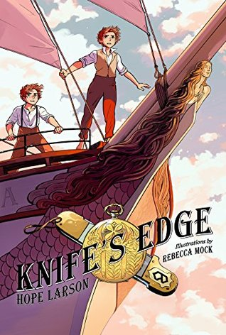 [PDF] [EPUB] Knife's Edge: A Graphic Novel (Four Points, Book 2) Download by Hope Larson