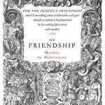 [PDF] [EPUB] On Friendship Download