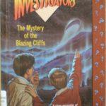 [PDF] [EPUB] The Mystery of the Blazing Cliffs (The Three Investigators, #32) Download