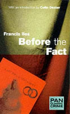 [PDF] [EPUB] Before the Fact  Download by Francis Iles