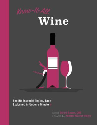 [PDF] [EPUB] Know It All Wine: The 50 Essential Topics, Each Explained in Under a Minute Download by Gerard Basset