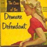 [PDF] [EPUB] The Case of the Demure Defendant Download