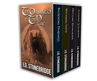 [PDF] [EPUB] The Damned and The Pure Series: Books 1-4 (The Damned and The Pure Series Box Set) Download by J.D. Stonebridge