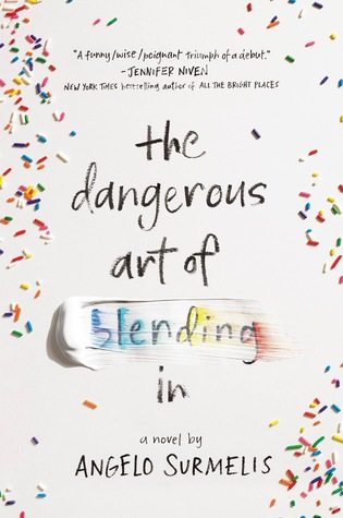 [PDF] [EPUB] The Dangerous Art of Blending In Download by Angelo Surmelis