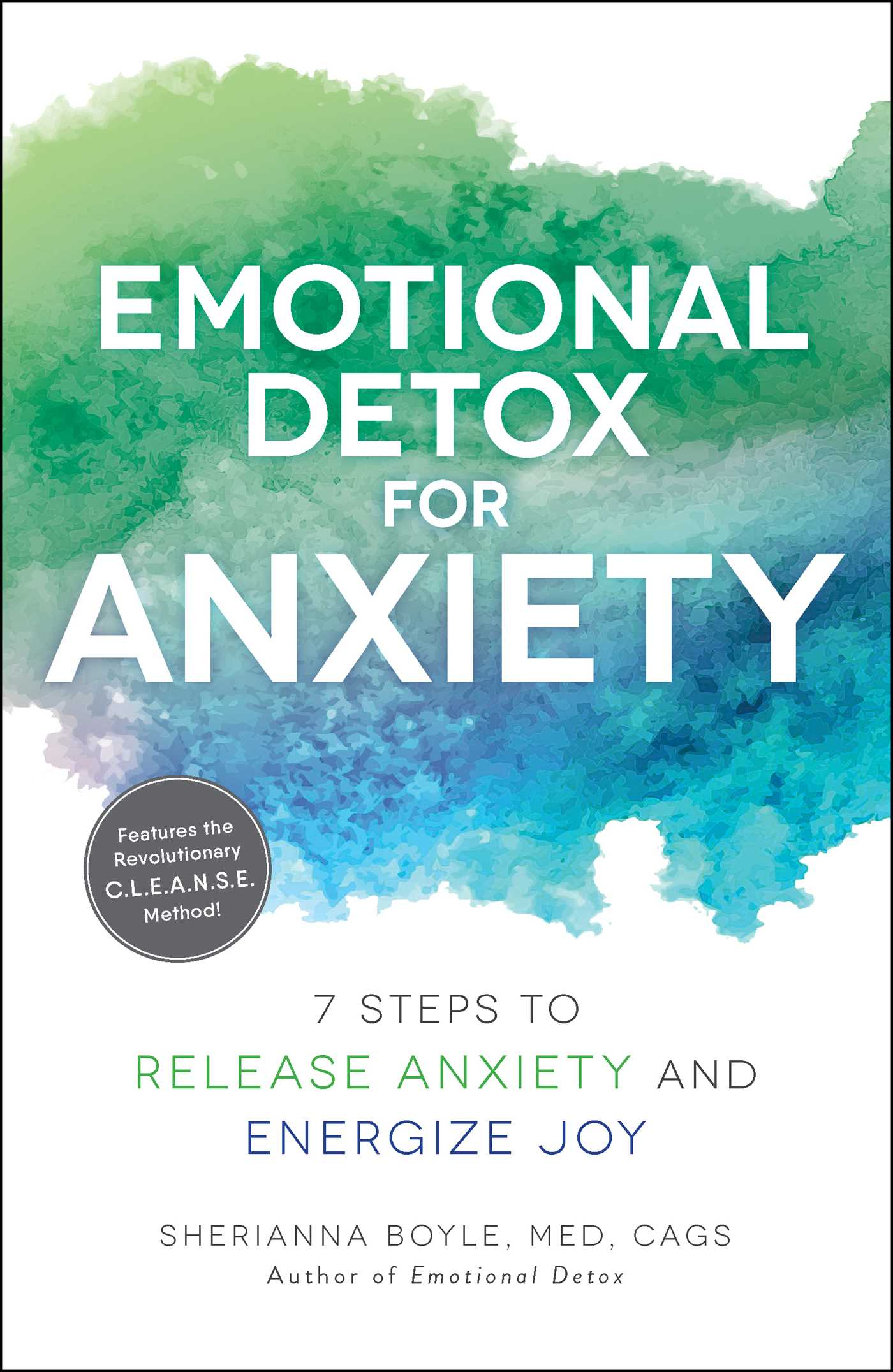 [PDF] [EPUB] Emotional Detox for Anxiety: 7 Steps to Release Anxiety and Energize Joy Download by Sherianna Boyle