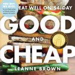 [PDF] [EPUB] Good and Cheap: Eat Well on  Day Download