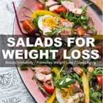[PDF] [EPUB] Salads for Weight Loss: Sixth Edition: Over 110 Quick and Easy Gluten Free Low Cholesterol Whole Foods Recipes full of Antioxidants and Phytochemicals (Natural Weight Loss Transformation Book 180) Download