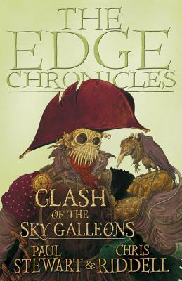 [PDF] [EPUB] The Edge Chronicles 3: The Clash of the Sky Galleons: Third Book of Quint Download by Paul Stewart