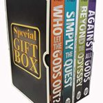 [PDF] [EPUB] Who let the gods out series maz evans collection 4 books gift wrapped box set Download