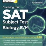 [PDF] [EPUB] Cracking the SAT Biology E M Subject Test, 16th Edition Download