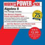 [PDF] [EPUB] Regents Algebra II Power Pack: Let's Review Algebra II + Barron's Regents Exams and Answers: Algebra II Download