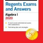 [PDF] [EPUB] Regents Exams and Answers: Algebra I 2020 Download