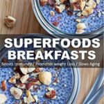 [PDF] [EPUB] Superfoods Breakfasts: Over 50+ Quick and Easy Cooking, Antioxidants and Phytochemicals, Whole Foods Diets, Gluten Free Cooking, Breakfast Cooking, Heart Healthy … plan-weight loss plan for women Book 72) Download