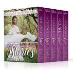 [PDF] [EPUB] Sweet Grove Stories: A Boxset of Sweet Western Historical Romances Download