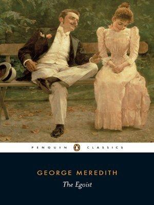 [PDF] [EPUB] The Egoist Download by George Meredith