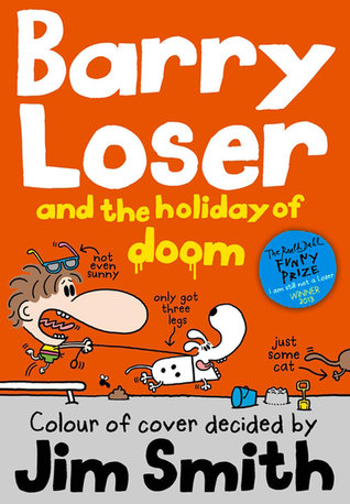 [PDF] [EPUB] Barry Loser and the Holiday of Doom Download by Jim   Smith