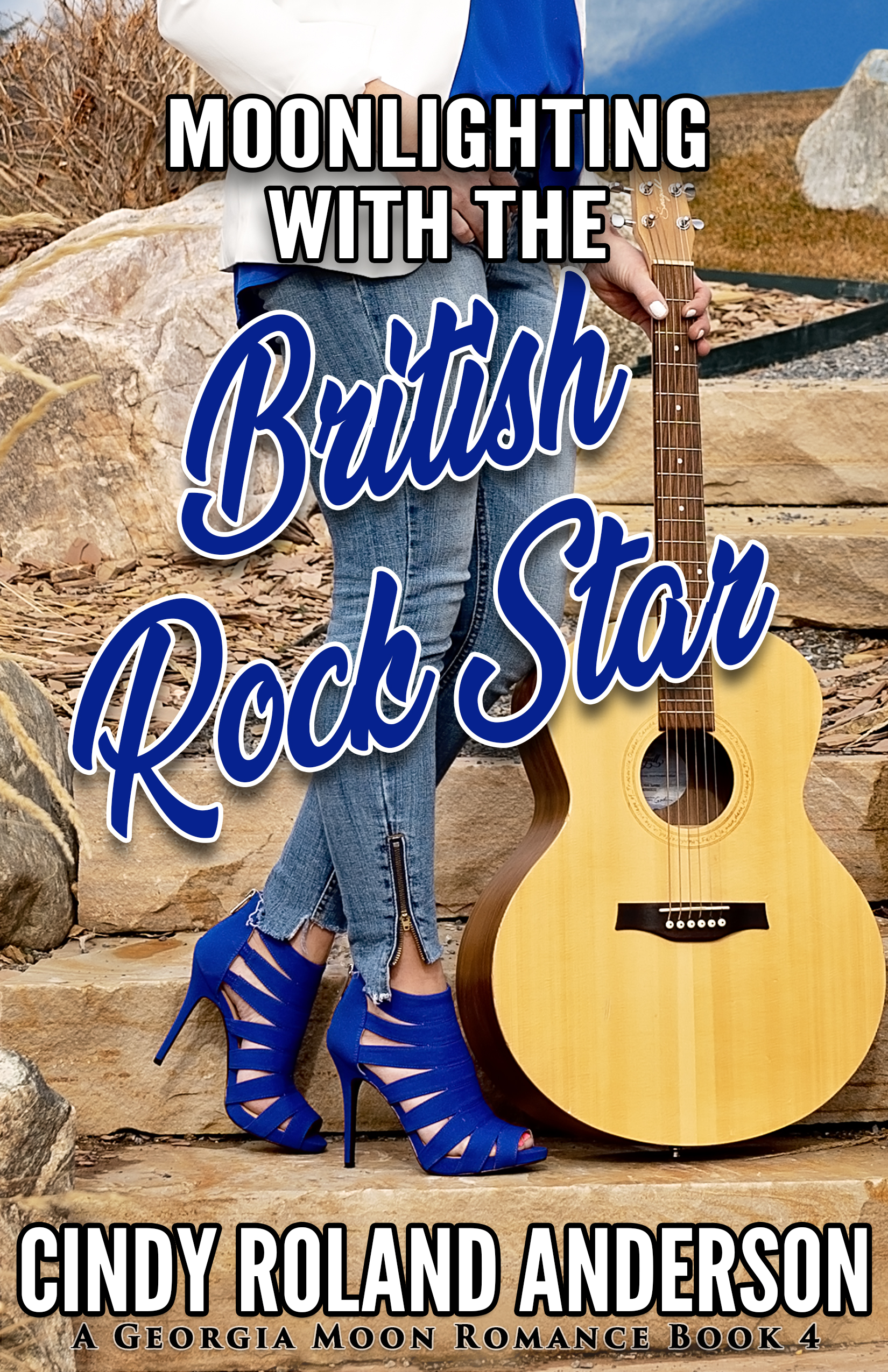 [PDF] [EPUB] Moonlighting with the British Rock Star: A Georgia Moon Romance Download by Cindy Roland Anderson