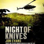 [PDF] [EPUB] Night of Knives : by Jon Evans Download