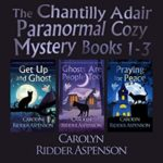 [PDF] [EPUB] The Chantilly Adair Paranormal Cozy Mystery Series Books 1-3 Download
