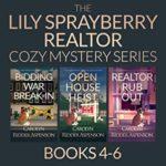 [PDF] [EPUB] The Lily Sprayberry Cozy Mystery Series Books 4-6 (Lily Sprayberry Realtor Books Book 2) Download