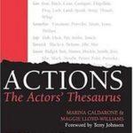 [PDF] [EPUB] Actions: The Actors' Thesaurus Download
