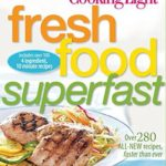 [PDF] [EPUB] Cooking Light Fresh Food Superfast: Over 280 all-new recipes, faster than ever Download