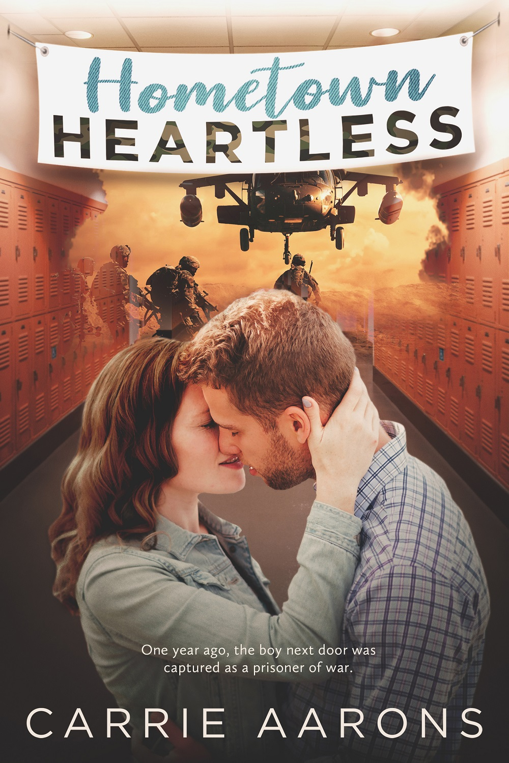 [PDF] [EPUB] Hometown Heartless Download by Carrie Aarons