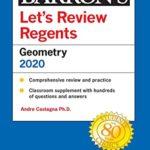 [PDF] [EPUB] Let's Review Regents: Geometry 2020 Download