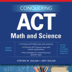 [PDF] [EPUB] McGraw-Hill Education Conquering ACT Math and Science, Fourth Edition Download