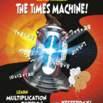 [PDF] [EPUB] The Times Machine!: Learn Multiplication and Division. . . Like, Yesterday! Download