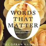 [PDF] [EPUB] Words That Matter: A Little Book of Life Lessons Download