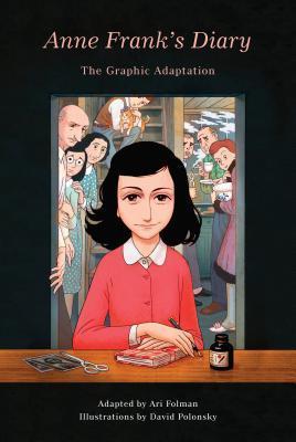[PDF] [EPUB] Anne Frank's Diary: The Graphic Adaptation Download by Ari Folman