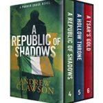 [PDF] [EPUB] The Parker Chase Series: Books 4-6: Parker Chase Boxset 2 Download
