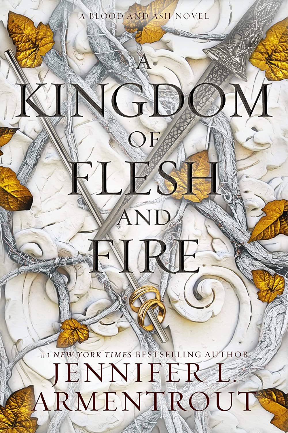 [PDF] [EPUB] A Kingdom of Flesh and Fire (Blood and Ash, #2) Download by Jennifer L. Armentrout
