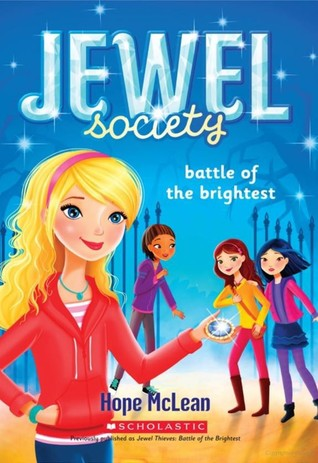 [PDF] [EPUB] Battle of the Brightest (Jewel Society, #4) Download by Hope McLean