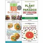 [PDF] [EPUB] Eat to live quick and easy cookbook[hardcover], plant anomaly paradox diet, medical autoimmune and hidden healing 4 books collection set Download