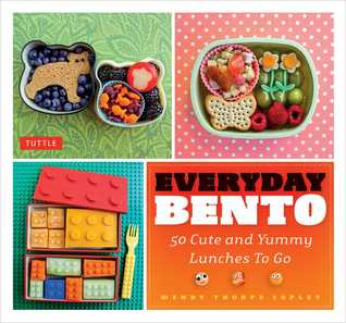 [PDF] [EPUB] Everyday Bento: 50 Cute and Yummy Lunches to Go Download by Wendy Copley
