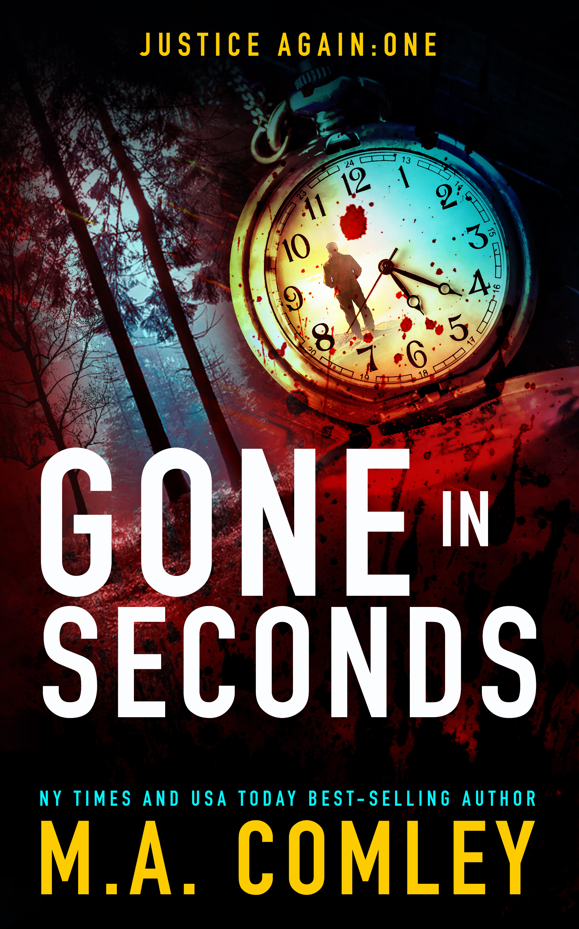[PDF] [EPUB] Gone In Seconds Download by M A Comley