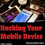 [PDF] [EPUB] Hacking Your Mobile Device: What is mobile hacking? Android Hacked, iPhone Hacked, Camera Hacked, Symbian Flash (Ethical hacking Book 1) Download