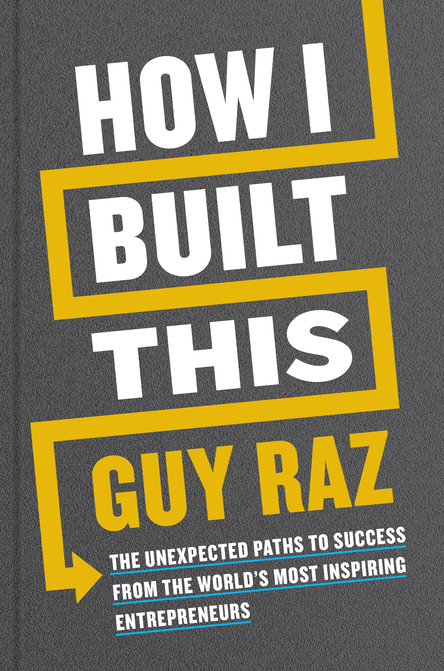 [PDF] [EPUB] How I Built This: The Unexpected Paths to Success from the World's Most Inspiring Entrepreneurs Download by Guy Raz